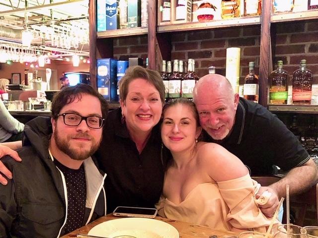 The Feinberg family