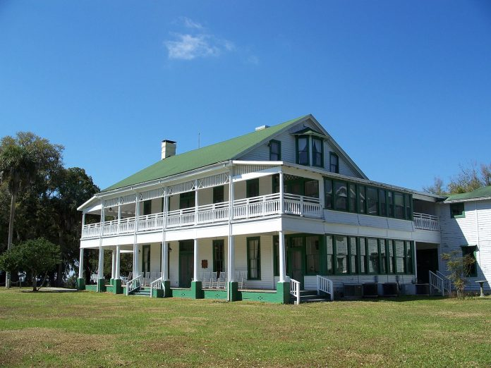Chinsegut Hill Manor House
