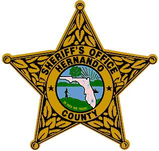 HCSO Badge