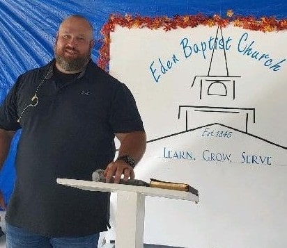 Pastor Zeb Bishop