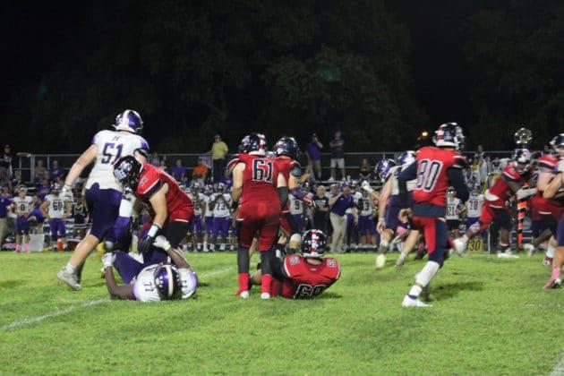 Hernando High vs. Springstead Oct. 8, 2021. Photo by Hanna Fox.